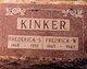 Frederick William Kinker