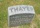 "James Thayer ""Thayer"" Fenner"