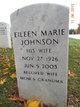Eileen Marie Johnson