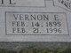 Vernon Ernest White