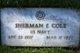 Sherman Elias Cole