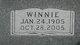 Winnie Voise