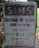 George Washington Sims