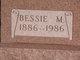 Bessie M <I>Mullins</I> Simmons