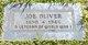 Joe Oliver