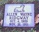 Profile photo:  Allen Wayne Ridgway