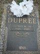 Alfred W Dupree, Jr