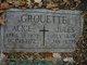 Profile photo:  Alice <I>Courchesne</I> Grouette