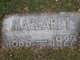 Margaret Butler