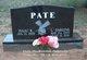 "Profile photo:  Loyce Darlene ""Lois"" Pate"