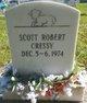 Profile photo:  Scott Robert Cressy