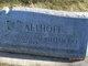 """William Hardy """"Bill"""" Althoff"""
