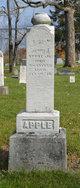 Profile photo:  Henry Jackson Apple, Jr