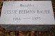 Jessie <I>Beeman</I> Bauer