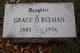 Grace O. Beeman