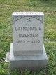 Profile photo:  Catherine E <I>Verstraaten</I> Hoefner
