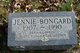 Profile photo:  Jennie Bongard