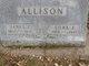 Cora Jane <I>Burleson</I> Allison