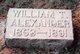 William T Alexander
