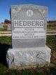 Profile photo:  Fred H. Hedberg