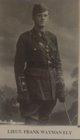 Lieutenant Frank Wayman Ely