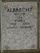 Floyd D. Albrecht