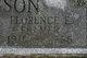 Florence E. <I>Pramer</I> Hodgson