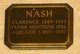 Profile photo:  Clarence C Nash