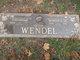 """Martin E. """"Gene"""" Wendel, Sr"""