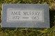 Amie Murray