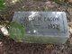 Profile photo: Dr Alonzo W. Eagon