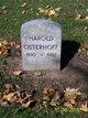 Profile photo:  Harold Osterhoff