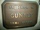 Frederick William Gunkle