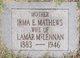 Irma E <I>Mathews</I> McLennan