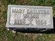 Mary <I>Eagleton</I> Walsh