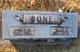 Profile photo:  Alice F. <I>Burk</I> Bone