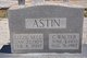 Profile photo:  Lizzie Nell <I>Peters</I> Astin