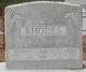 Dicey <I>Miller</I> Rhodes
