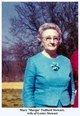 Mary Margie <I>Tedford</I> Stewart