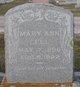Mary Ann <I>Jemison</I> Lell