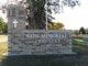 Bath Memorial Cemetery