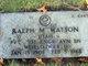 Ralph McKinley Watson
