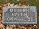 Helen <I>Barry</I> Allbee