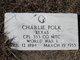 Charlie Polk
