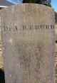 Dr Alan Burd Grubb