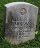 Profile photo:  Albert G. Harrison