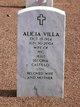 Profile photo:  Alicia <I>Villa</I> Castillo