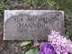 Profile photo:  Ada Elizabeth <I>McCordic</I> Hanning
