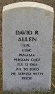 David R Allen