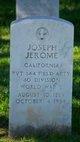 Joseph Jerome